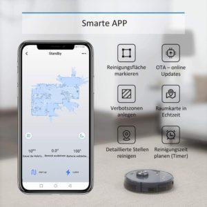 Tesvor S6 App